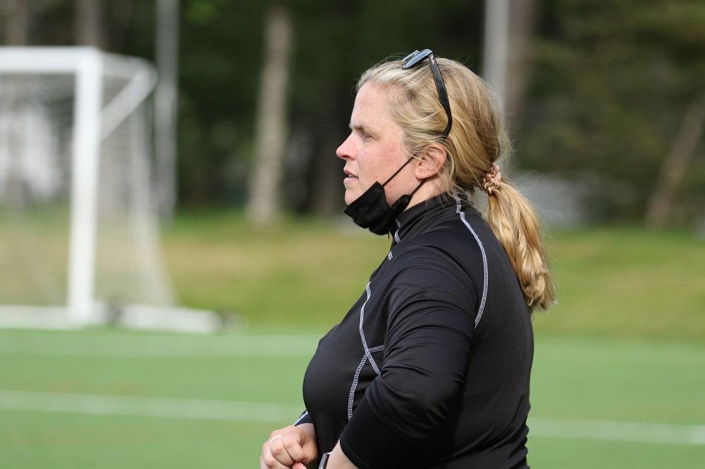 Head Girls Lacrosse Coach Molly Stokes