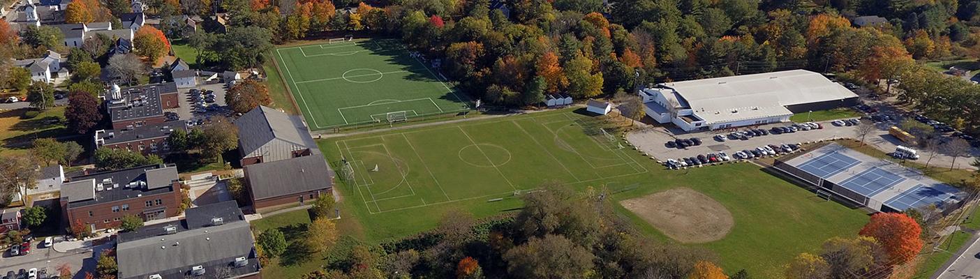 NYA Athletic Facilities 2021