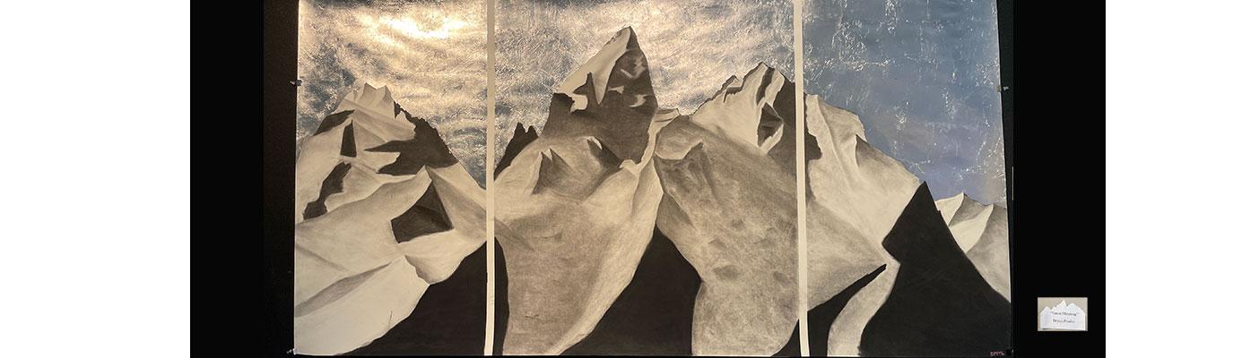 Teton Morning by Bryce Poulin