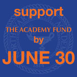 Support the Academy Fund by June 30!