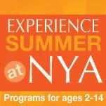Experience Summer at NYA!